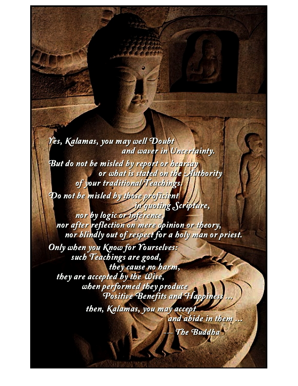 KNOW_FOR_YOURSELVES_BUDDHA
