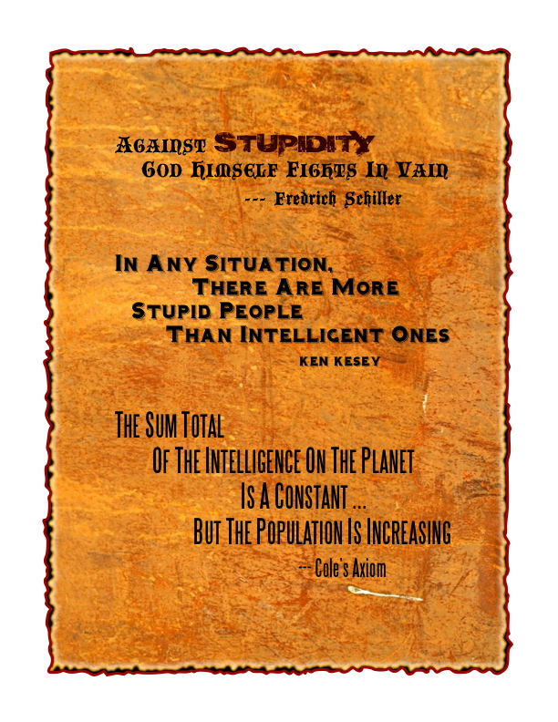 STUPIDITY_SCHILLER_KESEY_COLE
