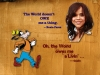 WORLD_OWES_ME_Rosie_Perez_Goofy